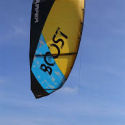 Flysurfer Boost2 9m 950€ comme neuve, elle a 9 sorties