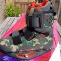 Boots Slingshot Shredtown 2017 Camo 43-45