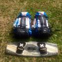 Pack Kite Slingshot Rev 7 & 11m2 2010 + planche