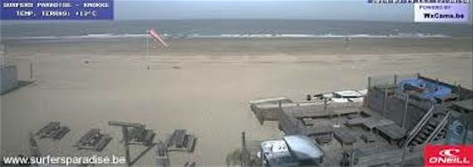 webcam knokke heist sufer paradise