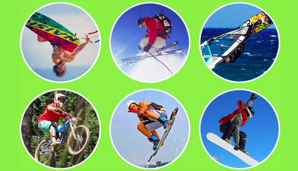 Xensr trackers tracking sport kitesurf jump tricks-2