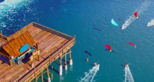trailer kitesurf film Capture The Flag