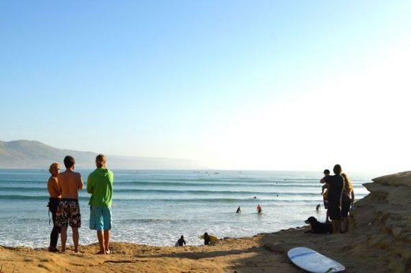 Maroc kitesurf trip chameau souk kite