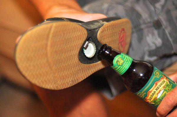 décapsuleur kitesurf tongue bières