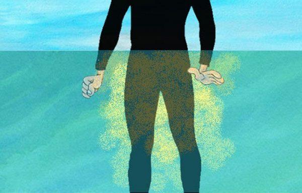 pisser combinaison surf kitesurf pipi
