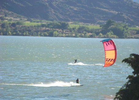 Ecole de kitesurf Ventileau